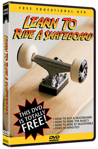 Learn to Ride a Skateboard Video