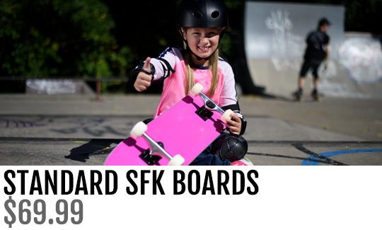 standard skateboard for kids board
