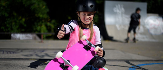premium skateboard for kids board