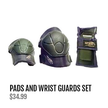 safeguard pads