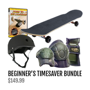 Skateboarding Timesaver Bundle