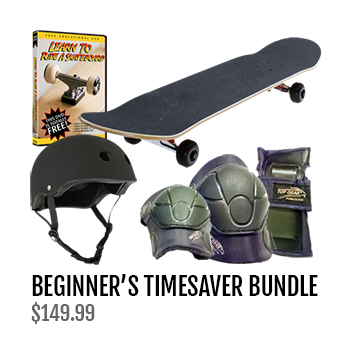 Beginner Skateboard Bundle