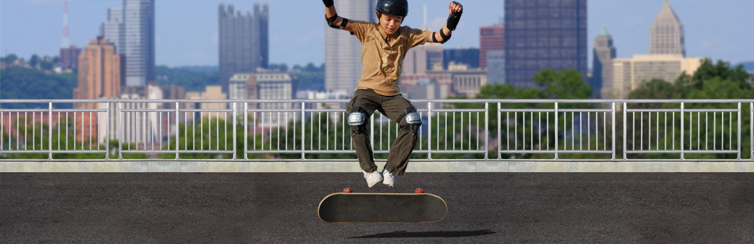Three Unexpected Benefits of Skateboarding